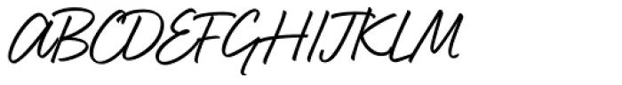 Felt That Font UPPERCASE