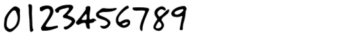 Felt Tip Roman Font OTHER CHARS