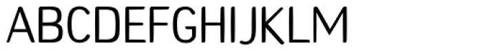 Felth Gothic Regular Font UPPERCASE