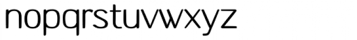 Felth Gothic Regular Font LOWERCASE