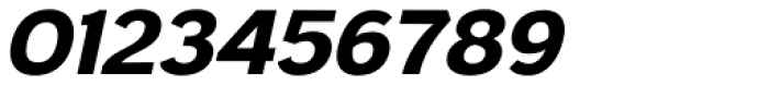 Femi Oblique SRF Font OTHER CHARS