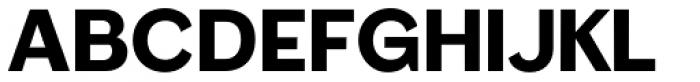 Femi SRF Font LOWERCASE
