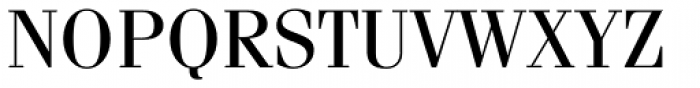 Fenice Std Regular Font UPPERCASE