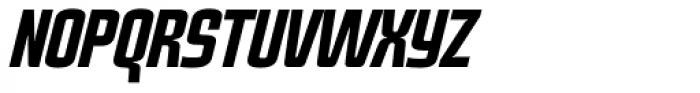 Fenix 22 Bold Italic Font UPPERCASE