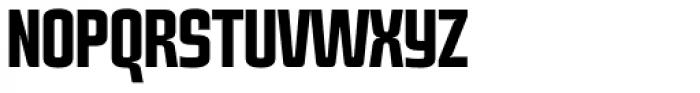 Fenix 22 Bold Font UPPERCASE