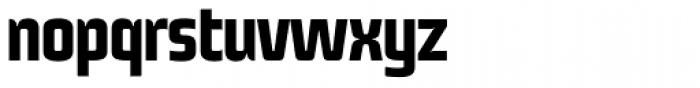 Fenix 22 Bold Font LOWERCASE