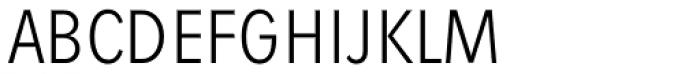 Fenomen Sans CN Light Font UPPERCASE