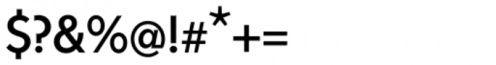 Fenomen Sans SCN Regular Font OTHER CHARS