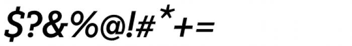 Fenomen Slab SCN Italic Font OTHER CHARS