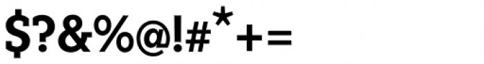 Fenomen Slab SCN SemiBold Font OTHER CHARS