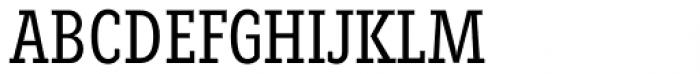 Fenomen Slab XCN Book Font UPPERCASE