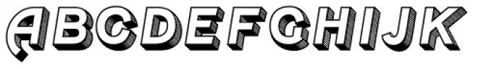Fenwick Olden Font UPPERCASE
