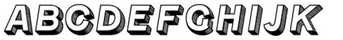 Fenwick Olden Font LOWERCASE