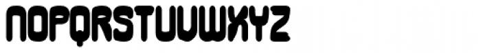 Feosa Bold Font UPPERCASE