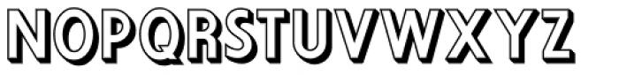 Fernburner NF Font UPPERCASE