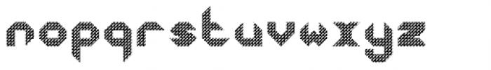 Ferrocarbon Graphene Font LOWERCASE