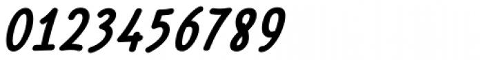 Festa Bold Italic Font OTHER CHARS