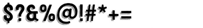 Festivo LC Basic L Line Font OTHER CHARS