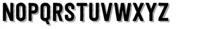 Festivo LC Basic R Line Font UPPERCASE