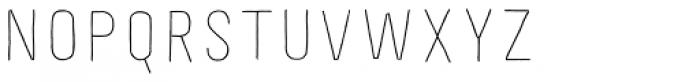 Festivo Letters No.17 Font LOWERCASE