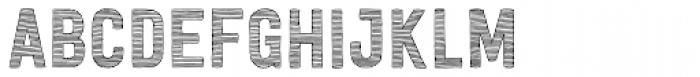 Festivo Letters No.4 Font LOWERCASE