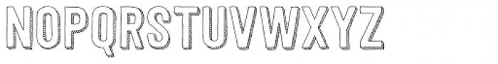 Festivo Letters No.9 Font LOWERCASE