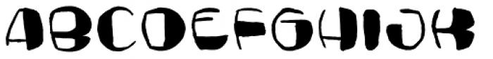Festo Rounded Font LOWERCASE