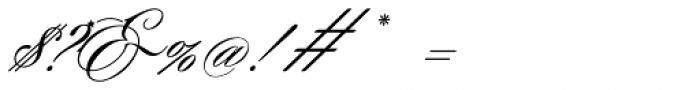 Fete Super Font OTHER CHARS