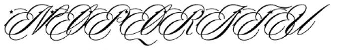Fete Super Font UPPERCASE