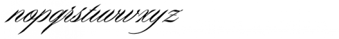 Fete Super Font LOWERCASE