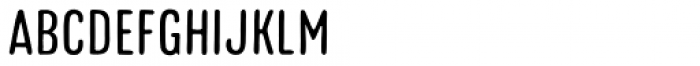 Fetridge Font LOWERCASE