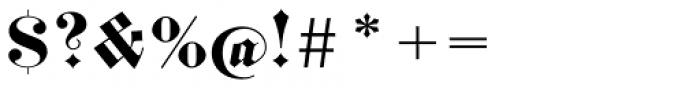 Fette Gotisch Pro Regular Font OTHER CHARS