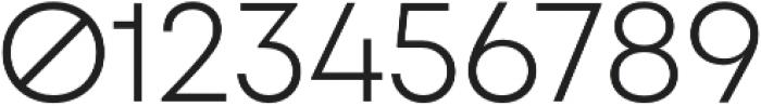 FFF Minnerva Light otf (300) Font OTHER CHARS
