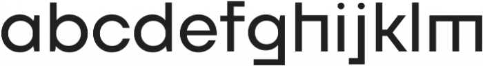 FFF Minnerva Medium otf (500) Font LOWERCASE