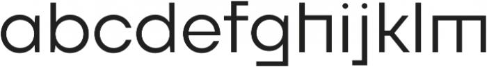 FFF Minnerva Normal otf (400) Font LOWERCASE