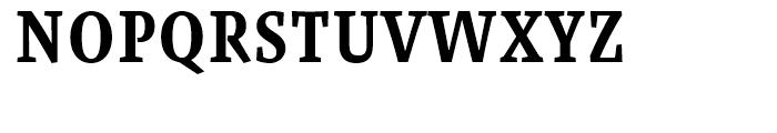 FF Absara Headline Medium Font UPPERCASE