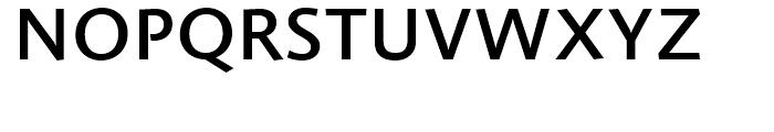 FF Absara Sans Medium Font UPPERCASE