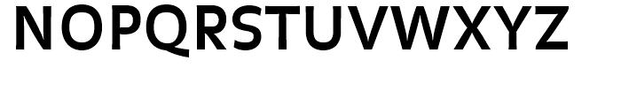 FF Balance Bold Font UPPERCASE