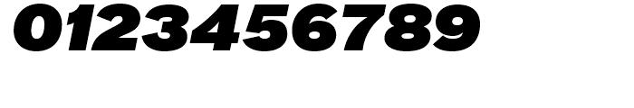 FF Bau Super Italic Font OTHER CHARS