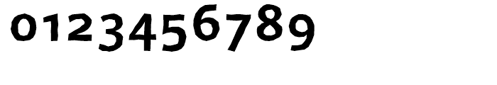 FF BeoSans Hard R21 Bold Font OTHER CHARS