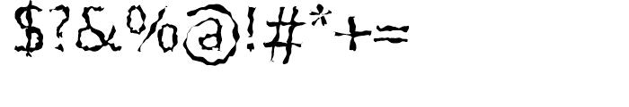 FF BeoSans Soft R14 Regular Font OTHER CHARS