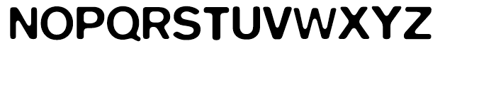 FF Blur Medium Font UPPERCASE