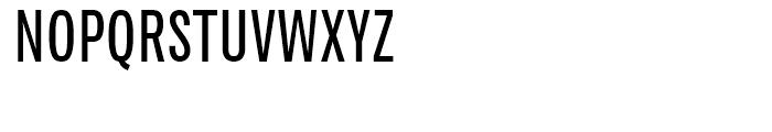 FF Chartwell Lines Regular Font UPPERCASE