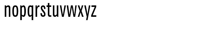 FF Chartwell Lines Regular Font LOWERCASE