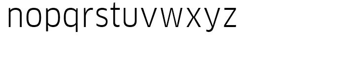 FF Clan Narrow Book Font LOWERCASE