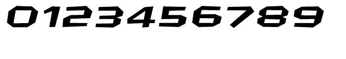 FF CrashBangWallop Light Italic Font OTHER CHARS
