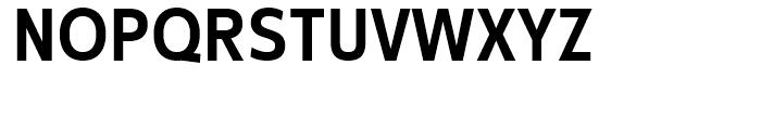 FF Cst Berlin West Medium Font UPPERCASE