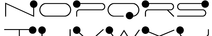 FF Droids Light Font UPPERCASE