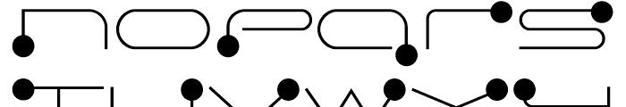 FF Droids Light Font LOWERCASE