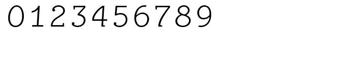 FF Ernestine Light Italic Font OTHER CHARS